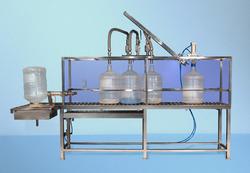 Mineral Water Jar Filling Machine