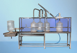 Mineral Water Jar Filling Machine