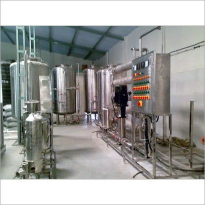 Mineral Water Plants Certifications: Iso