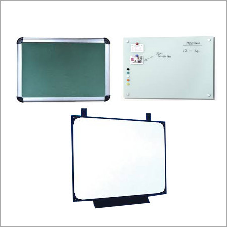 White Magnetic Board