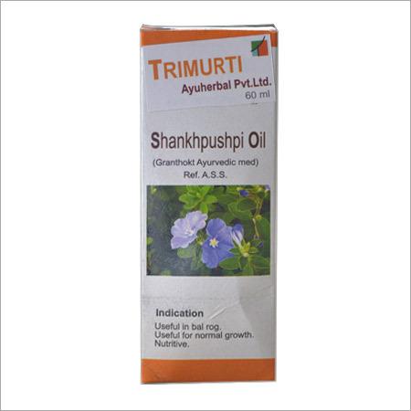 Shankhpushpi Oil