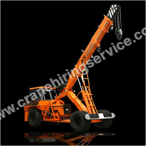 Tractor Mobile Crane Rental Services