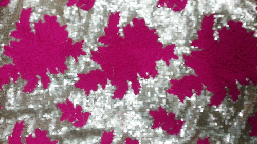 Sequence Fabric material
