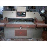 semi autometic paper cutting machine