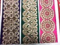 Chainstich lace