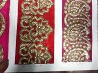 Lace Chainstich