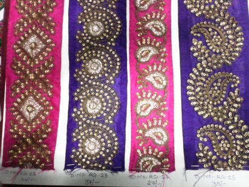 Chain Stich lace