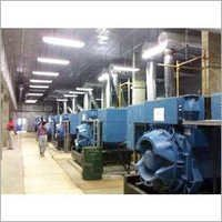 Sound Proof Generator Room