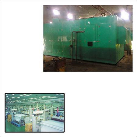 Textile Generator Enclosure