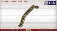 Jalpa Type Handle Gold Matte Type