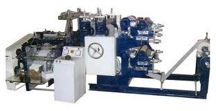 NEW/USED LOW COST PAPER NAPKIN TISSUE PAPER MACHINERY SD 2210 URGENTELY SALE IN HISAR HARYANA