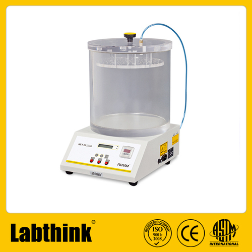 Leak Tester for Bags and Pouches