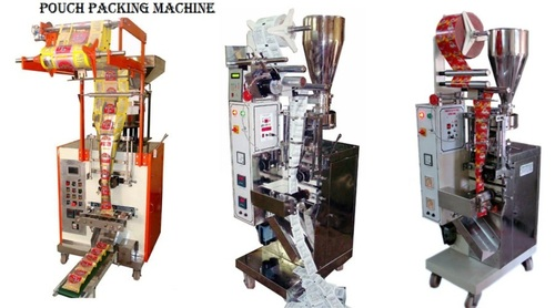 LOW COST TEA SPISE LIQUED OIL POUCH PACKING MACHINERY URGENTELY SALE FATHAEABAD HARYANA