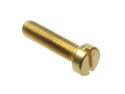 Brass Head Screw