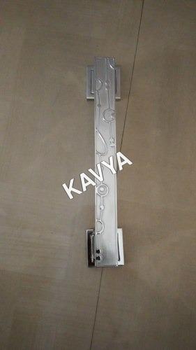 White Metal Door Handle