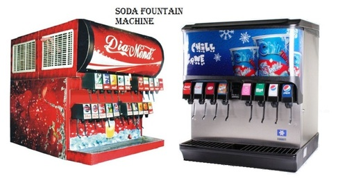 LOW COST SODA FOUNTAIN MACHINERY URGENTELY SALE IN KARNAL HARYANA