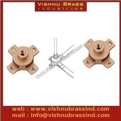 Light Duty Saddle - Materials Gunmetal or brass