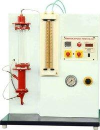 Fluidized Bed Heat Transfer Unit