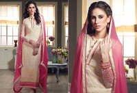 Attractive Net Readymade Salwar Suit