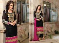 Awesome Velvet Salwar Kameez