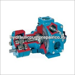 Vane Hydraulic Pump Repair
