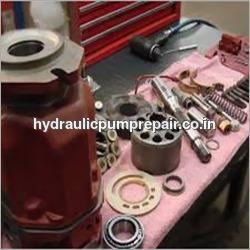 Hydraulic Piston Pump Repairing