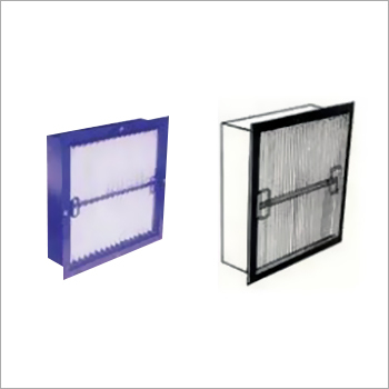 Dry Fabric Cleanable Filter