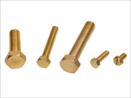 Brass Nut Bolt & Fasteners
