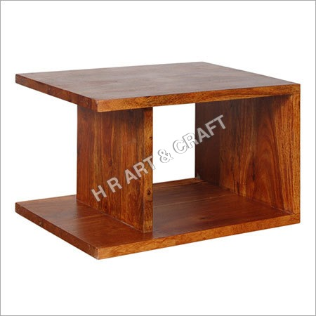 Classic Solid Wood Coffee Table