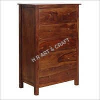 Modern Solid Wood  Storage Cabinet