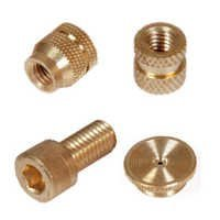 Brass Thumb Inserts Nut