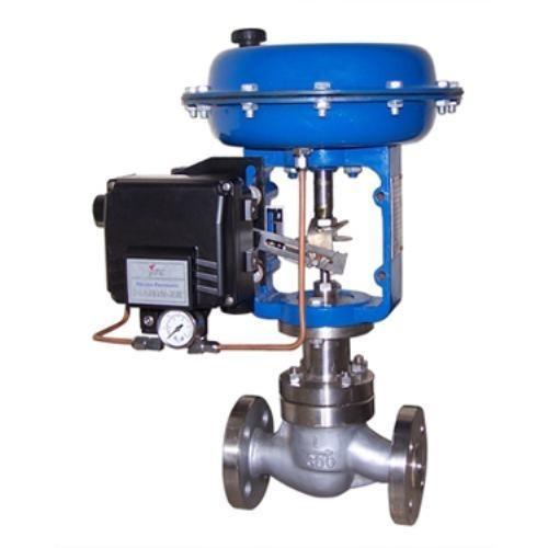 Pneumatic operated valve