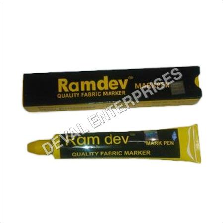 Ramdev Yellow Mark Pen