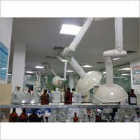 Ceiling Mounted Laboratory Fume Extractors