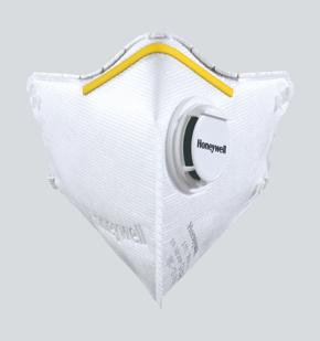 Honeywell: 1031591 – Fold Flat – 2111-  FFP1 Particulate Respirator With Valve.