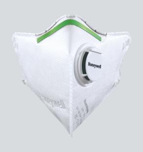 Honeywell: 1031593 – Fold Flat –2211 -  FFP2 Particulate Respirator With Valve.