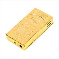 Gold Plated Gift Box