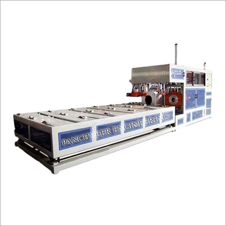 PVC Pipe Belling Machinery