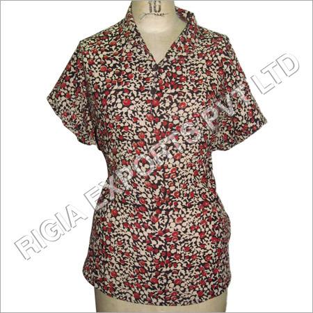 Readymade Shirt Type Kurti