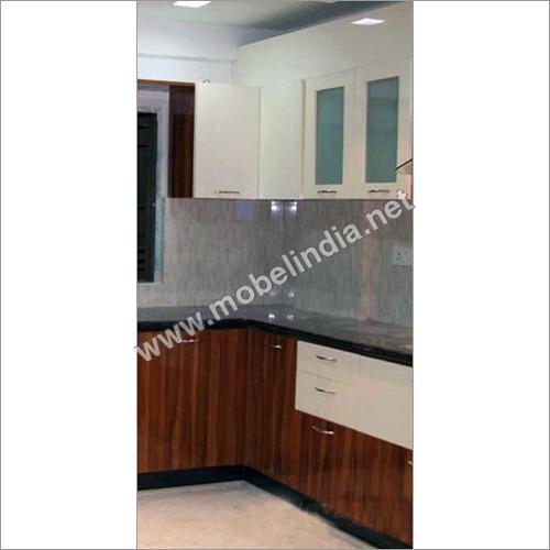 High Gloss Finish Kitchen Cabinet