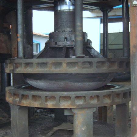 Hydraulic Cap Machine