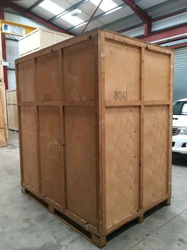 Plywood Storage Boxes