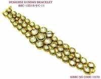 Imitation Flower Bracelet