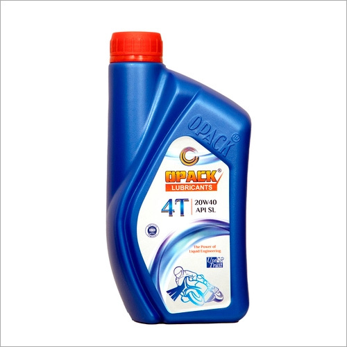 4 Stroke Motorcycle Oil