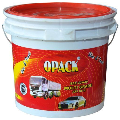 20W40 Multigrade Engine Oil