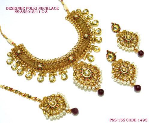 Victorian Fusion  Necklace set
