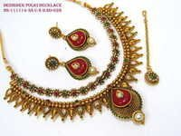 Polki Necklace