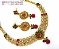 Polki Designer Necklace