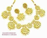 Exclusive Kundan Necklace Set