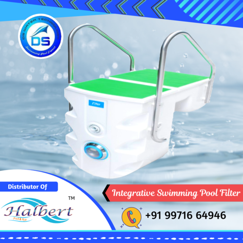 Integrative Swimming Pool Filter